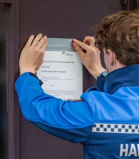 Bedrijfspand in Soesterberg zes maanden dicht om mogelijke drugshandel te weren