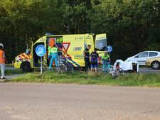 Fietser gewond bij ongeval op Rijksweg in Schaijk