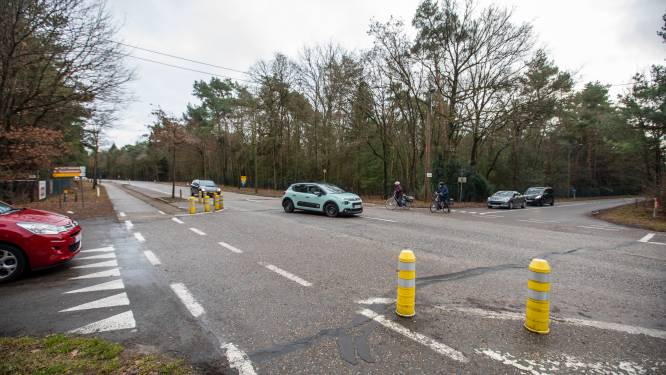 Gevaarlijk kruispunt aan Scoutsrally krijgt veilige fietsoversteek
