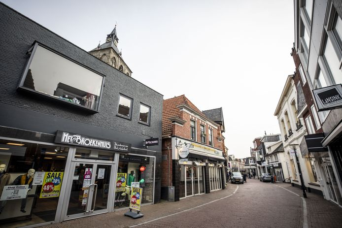 De coronacrisis heeft een grote impact op de Oldenzaalse binnenstad, blijkt uit de tussenevaluatie van de gemeente.