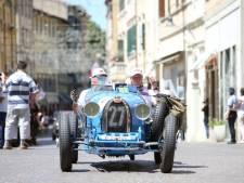 Dag 1 van de klassiekerrit Mille Miglia: op naar Toscane