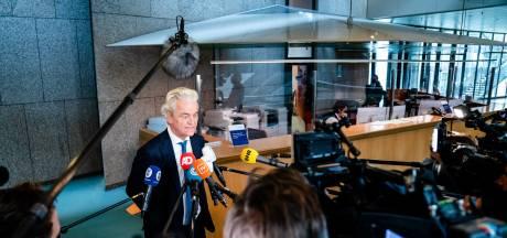 Wilders over beschuldigingen tegen Graus: 'Vrouwen moeten aangifte doen'