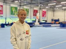 Turnles van niemand minder dan Nina Derwael: jonge turnsters beleven topdag in Gentse Topsporthal