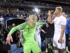 Pukki leidt Finland naar eerste eindronde