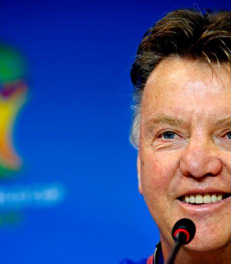Louis van Gaal verrast met eenmalige terugkeer als coach
