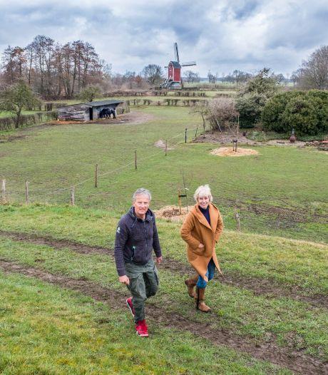 Dorpsraad Nederasselt werkt 'ecowijk' voorlopig tegen