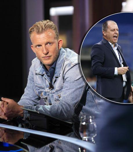 Dirk Kuyt lacht om uithaal coach FC Sheriff: 'Ik ben vereerd'