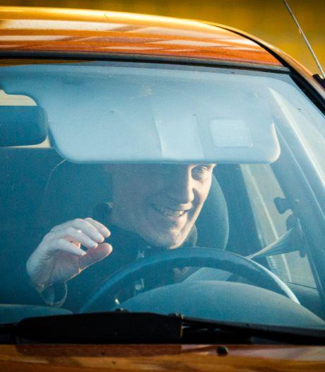 Emigreren? Volkert van der Graaf woont 'gewoon' in Apeldoorn en Harderwijk