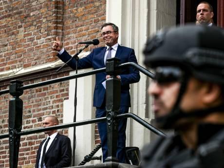Bedreigde burgemeester zelf ook op bijeenkomst Haarlem