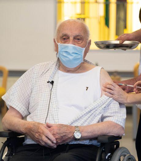 Jos Hermans, le premier homme belge à avoir été vacciné, est décédé