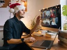 Zo houd je een geslaagde digitale kerstborrel