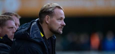 Post ook volgend seizoen hoofdtrainer VENO