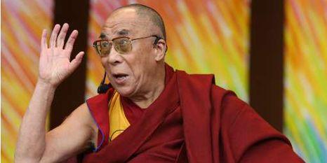Volgens China zit de Dalai Lama achter de onlusten vorige week in Lhasa.