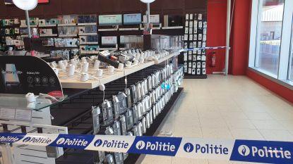 Tientallen smartphones gestolen bij Vanden Borre in The Leaf Shopping
