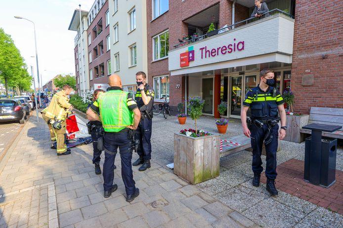 Brand woonzorgcentrum Theresia.