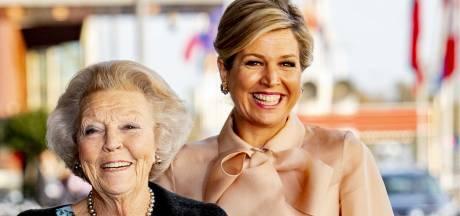 Koning en koningin plannen Scandinavisch tripje met prinses Beatrix