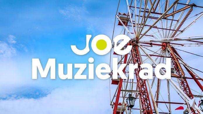 Het Joe Muziekrad is de hele zomer te bewonderen in Westende.