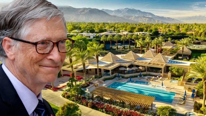 In deze exclusieve golfclub houdt Bill Gates zich schuil sinds bekend raakte dat hij gaat scheiden