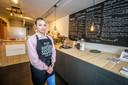 Luisa Musseler opende recent haar ontbijt- en lunchbar Ontbijt_Eiland.