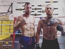 Robbie Hageman bezig met comeback: 'Conor McGregor gevraagd mij te helpen'