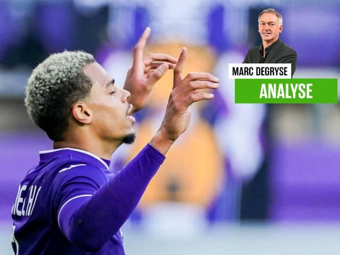 """Onze analist Marc Degryse vindt dat Anderlecht grote ambities mag hebben: """"Waarom nu niet mikken op tweede plek?"""""""