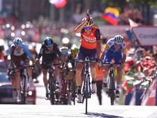 Nibali en Froome slaan slag, Nederlanders verliezen tijd
