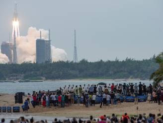 China lanceert onbemand vrachtruimteschip richting nieuw ruimtestation