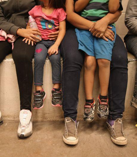 Plus de 200 mineurs placés dans un centre temporaire à la frontière sud des États-Unis
