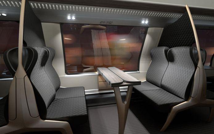 La SNCB espère, avec ces wagons, améliorer son offre et sa ponctualité.