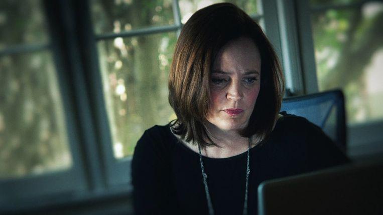 Michelle McNamara in 'I'll Be Gone in the Dark' Beeld TMDB