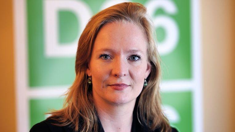 Europarlimentarier Marietje Schaake. (D66) Beeld ANP