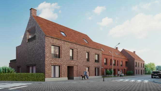 Garage Mertens ruimt plaats voor nieuwbouwproject met 26 appartementen en 9 woningen