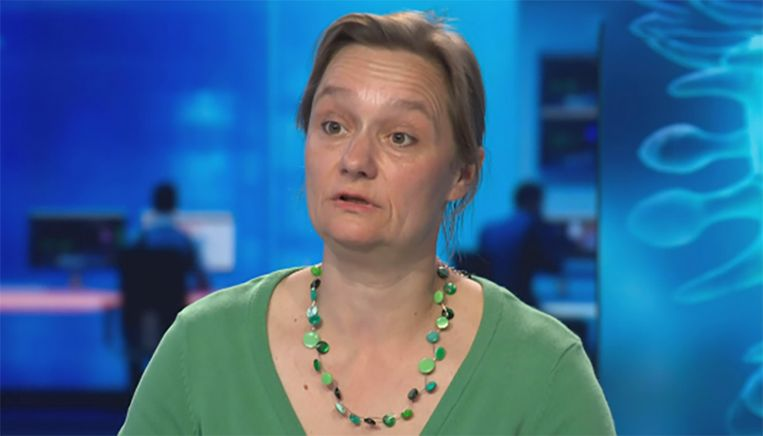 Professor Erika Vlieghe