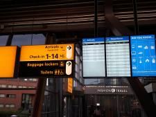 Deel parkeergarage Eindhoven Airport ingestort, geen gewonden, vliegverkeer normaal