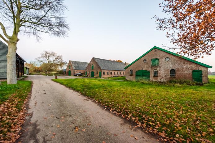 Boerderij Kouwenhoven wordt gesloopt door het Utrechts Landschap.