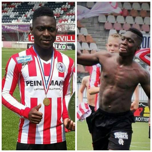 Ousmane Kone.