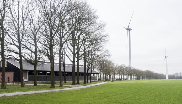 Windmolens in Aalten