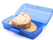 Genieten van de lunch is er voor veel Nederlanders niet bij