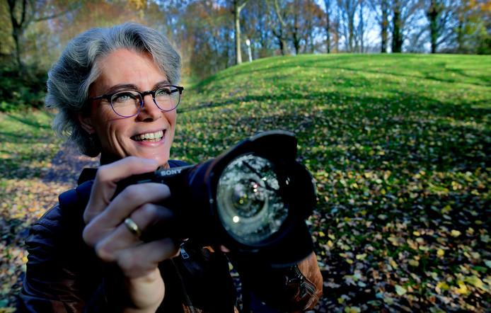 Willian Goedhart uit Oud-Beijerland gaat dolgraag de natuur in. Mét haar camera!
