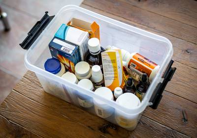 Waarschuwing aan reizigers: douane kan medicijnen zien als drugs