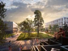 Hurks start bouw drie nieuwe gebouwen op Fontys-campus in Eindhoven