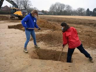 Loopgraven uit de Eerste of Tweede Wereldoorlog ontdekt in Wilsele