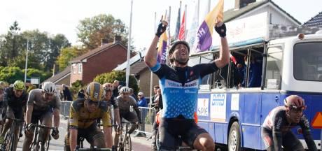 Toch een klassieke overwinning voor rappe wielrenner Vermeltfoort