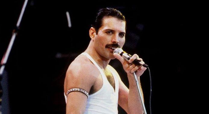 Freddie Mercury was een van de beroemdste HIV-patiënten.