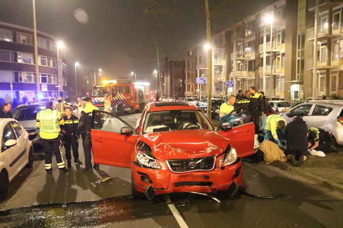 Beide betrokken auto's kunnen total loss worden verklaard