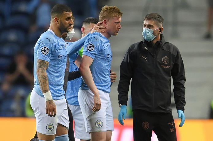 Kevin De Bruyne n'avait pas pu aller au terme de la finale de la Ligue des Champions au mois de mai, il aura soif de revanche avec Manchester City cette saison.