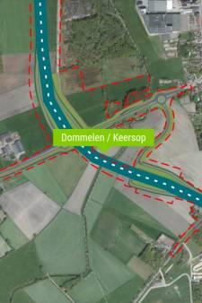 Bergeijk bezorgd over nieuwe aansluiting op de N69, die buurgemeente Valkenswaard bij Dommelen wil aanleggen