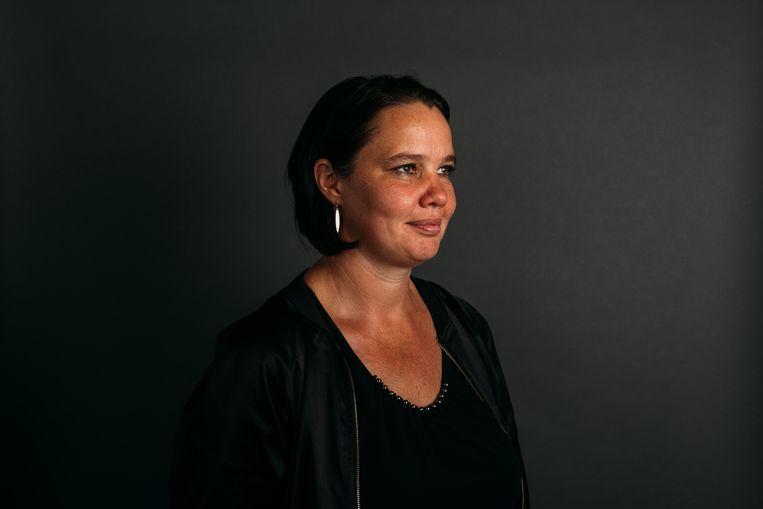 An Goovaerts. Beeld Eva Beeusaert