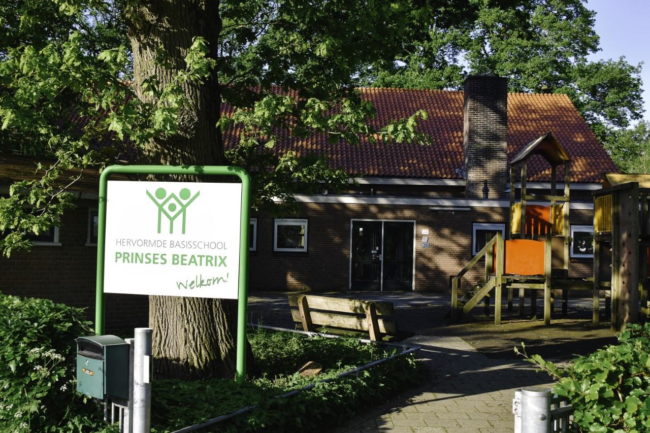 De Prinses Beatrixschool krijgt een peuteropvang.