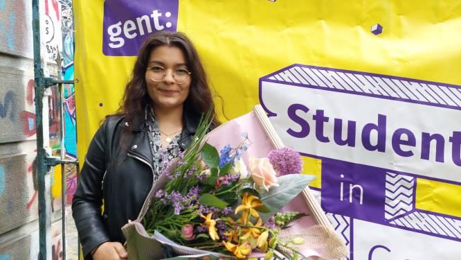 In zes talen voor de kleuterklas: Nikola Balogova (25) is Student van het Jaar